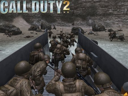 Game - Jogo Call of Duty 2