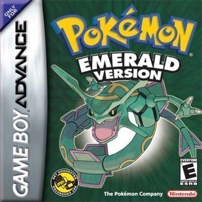 Pokémon Emerald para Game Boy Advance