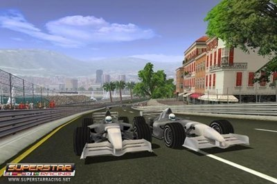 Screenshot de Superstar Racing