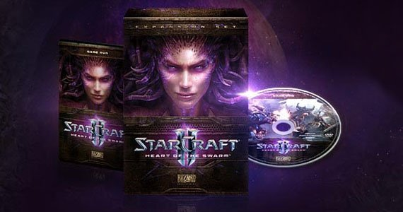 Capa StarCraft 2 Heart of the swarm