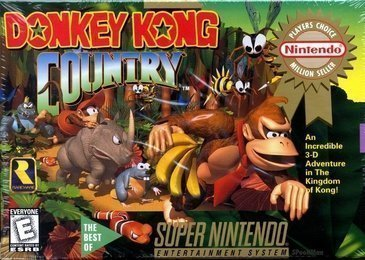 99 vidas Donkey Kong Coutry 1