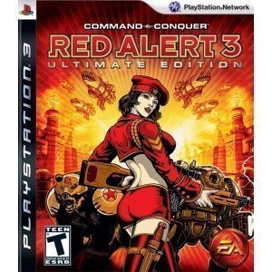 Command and conquer red alert XBox