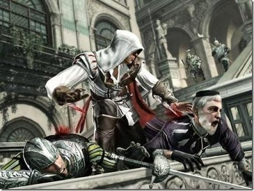 Imagem do game Assassin's Creed II