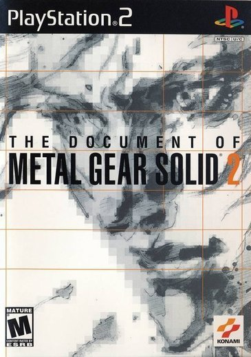 Dicas e Truques para The Document of Metal Gear Solid 2