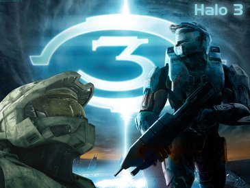 Imagem do game Halo 3