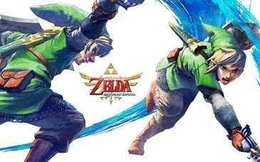 Image do Jogo Legend of Zelda: Skyward Sword