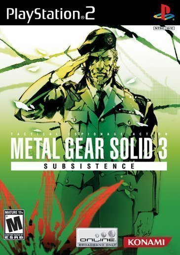 Dicas e truques para Metal Gear Solid 3: Subsistence