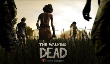 Imagem do game The Walking Dead: A New Day
