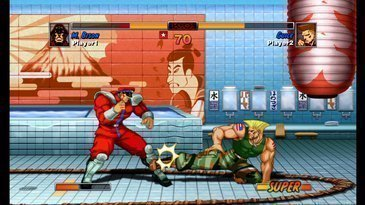 Dica e truques do jogo Super Street Fighter II Turbo HD Remix