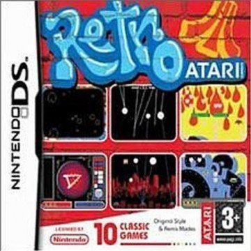 Dicas do game Retro Atari Classics para Nintendo DS