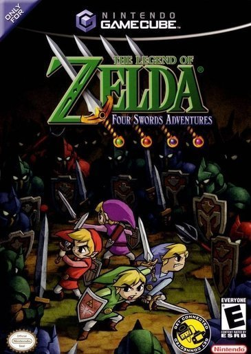 Dicas e truques do jogo The Legend of Zelda: Four Swords Adventures