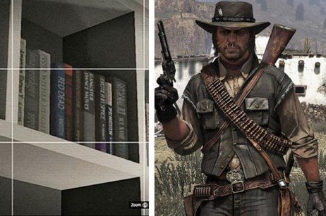Red Dead Redemption em GTA V