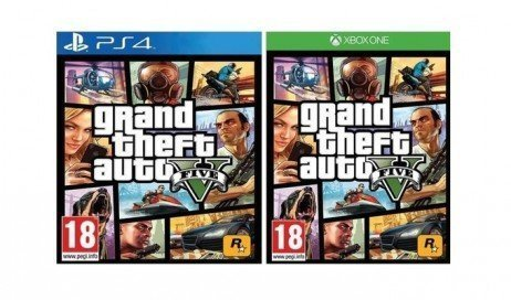 GTA V para PS4, XONE e PC