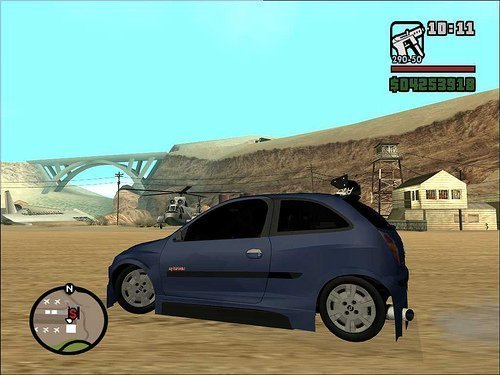 Celta GTA San Andreas