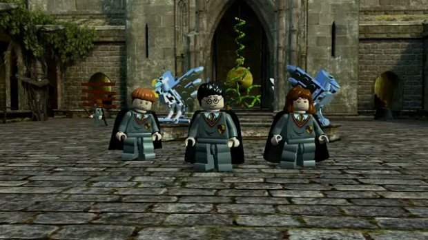 Códigos de LEGO Harry Potter